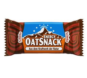 Picture of Energy Schoko, Oat Snack, 65g