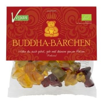 Picture of Buddha Bärchen BIO, Mindsweets, 75g