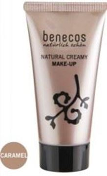 Bild von Creamy Make-Up caramel, Benecos Naural, 30ml