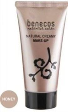 Bild von Creamy Make-Up honey, Benecos Naural, 30ml