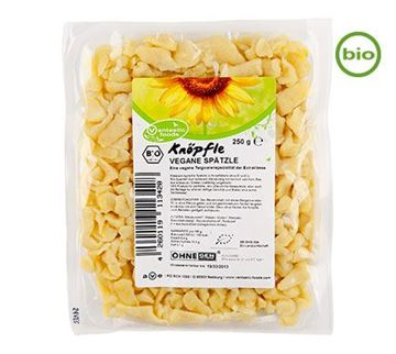 Picture of Knöpfle vegane Spätzle, Vantastic Foods, 250g SAISONPAUSE