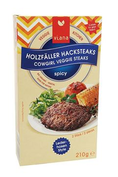 Picture of Holzfäller Hacksteaks, Viana, 210g