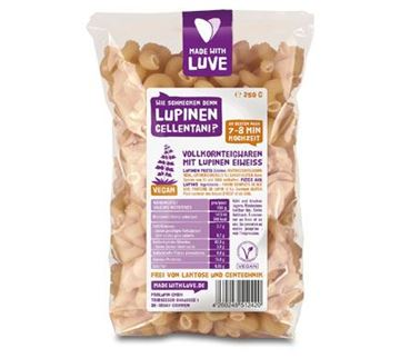 Bild von Lupinen Cellentani, Made with Luve, 250g