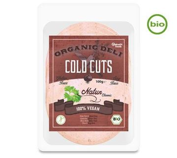 Picture of Cold Cuts Natur BIO, Vantastic Foods, 100g