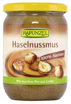 Picture of Haselnussmus, Rapunzel, 500g