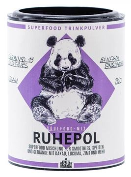 Picture of Ruhepol Superfood. BIO, Berlin Organics, 100g