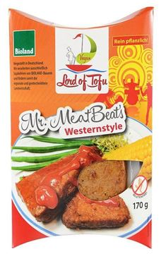 Bild von Mr. MeatBeat's Westernstyle BIO, Lord of Tofu, 170g