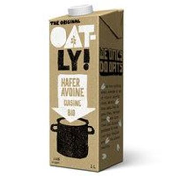Picture of Hafer Cuisine, Oatly, 1l NICHT LIEFERBAR