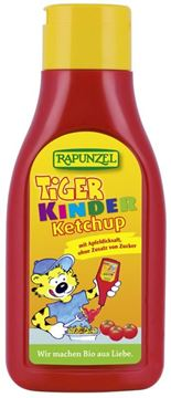 Picture of Tiger Ketchup, Rapunzel, 500ml