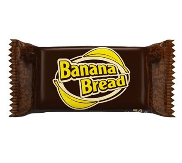 Picture of Banana Bread, Oat Snack, 70g
