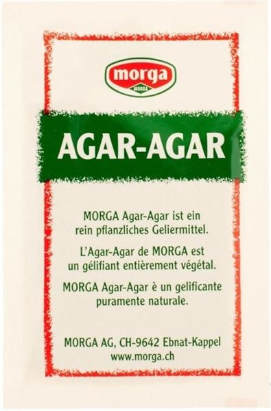 Picture of Agar-Agar, Morga, 10g