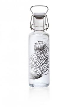 Picture of Flasche Jellyfish in the bottle, Soulbottles, 0.6l