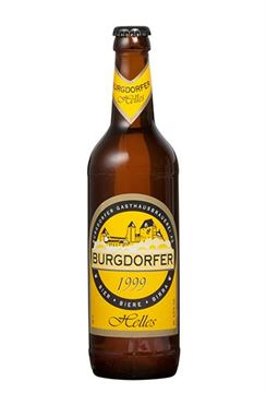 Picture of Helles, Burgdorfer, 50cl