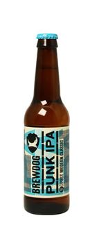 Picture of Punk IPA, Brewdog. 33cl