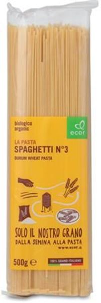 Picture of Spaghetti No 3, Ecor, 500g