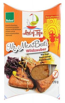 Bild von Mr. MeatBeat's, Wildzauber, Lord of Tofu, 170g SAISONPAUSE