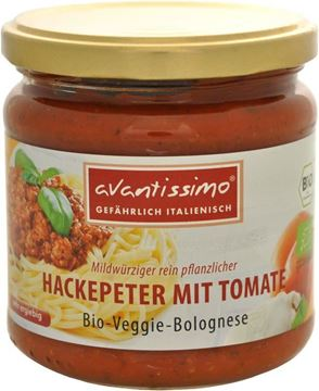 Picture of Hackepeter mit Tomate, Avantissiomo, 350g