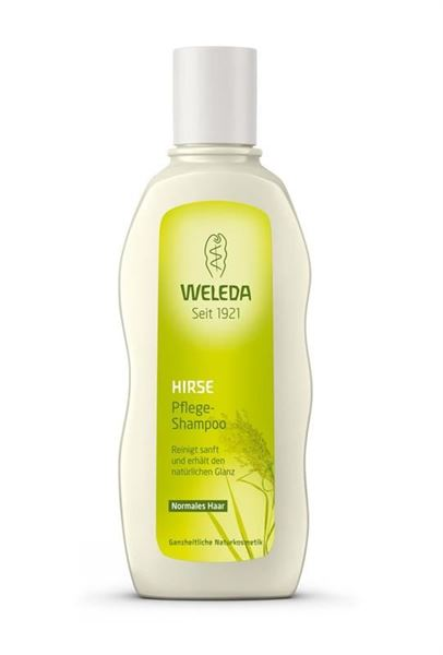 Picture of Hirse Pflege-Shamoo, Weleda, 190ml