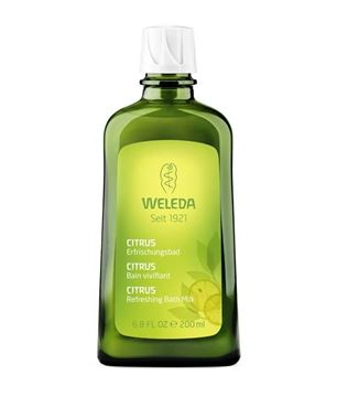 Picture of Citrus Erfrischungsbad, Weleda, 200ml