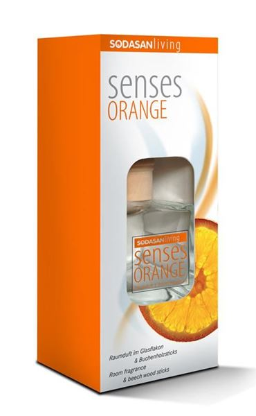 Picture of Raumduft senses Orange, Sodasan, 200ml