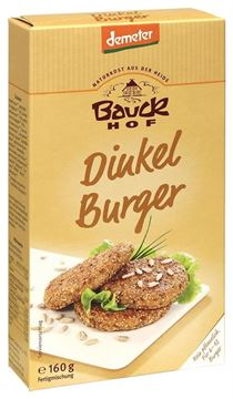 Picture of Dinkel Burger, Bauckhof, 160g