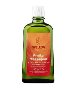 Picture of Arnika Massageöl BIO, Weleda, 200ml