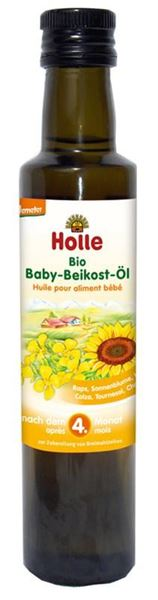 Picture of Baby-Beikost-Öl BIO, Holle, 250ml