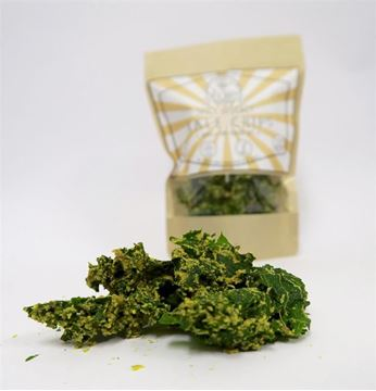 Bild von Spicey Journey Kale Chips, New Roots, 60g