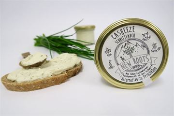 Picture of Cream Cheeze Schnittlauch im Glas, New Roots, 125g
