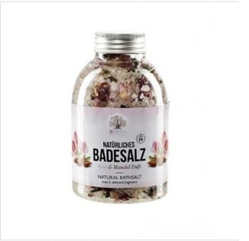 Picture of Badesalz Rose&Mandel Duft, Ecoworld, 500g