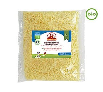 Picture of Pizzaschmelz mild BIO, Wilmersburger, 150g