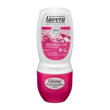 Picture of Deo Roll-on Wildrose, Lavera, 50ml
