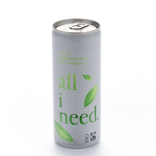 Picture of I just am-Drink, All i need, 250ml
