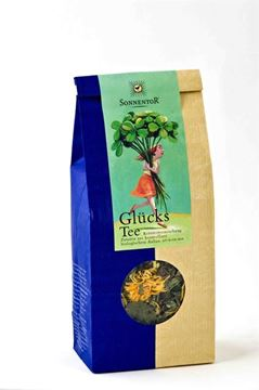 Picture of Glückstee lose, Sonnentor, 50g