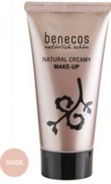Bild von Creamy Make-Up nude, Benecos Natural, 30ml