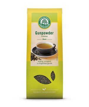Picture of Grüntee Gunpowder, Lebensbaum, 100g
