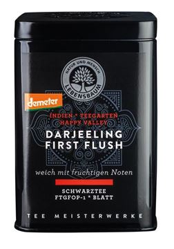 Picture of Darjeeling First Flush, Lebensbaum, 75g