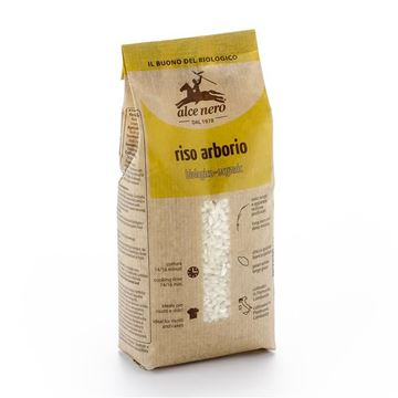 Picture of Riso arborio, Alce nero, 500g