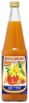 Picture of ABC vital Pur, Beutelsbacher, 70cl