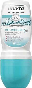 Picture of Deo Roll-on Basis, Lavera, 50ml