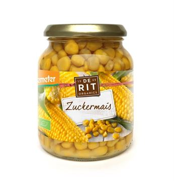 Picture of Zuckermais BIO, De Rit, 340g