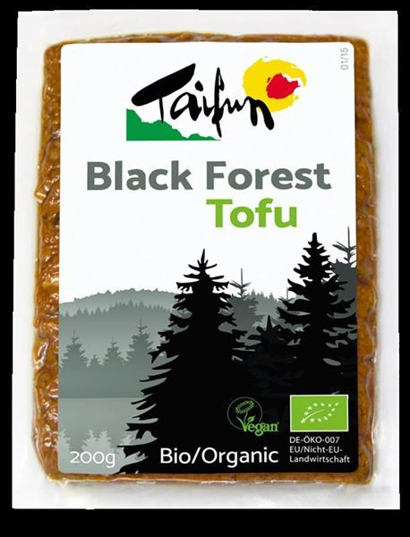 Picture of Tofu Black Forest, Taifun, 200g