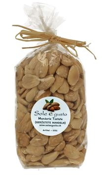 Picture of Mandorle Tostate, Sole e gusto, 250g