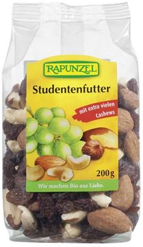 Picture of Studentenfutter mit Sultaninen, Rapunzel,