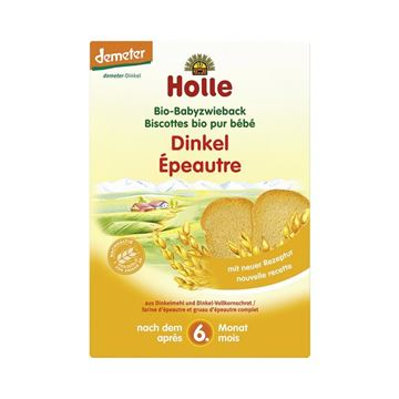 Picture of Baby Dinkel-Zwieback, Holle, 200g