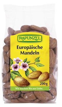 Picture of Mandeln Europa, Rapunzel, 200g