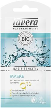 Picture of Anti-Falten Maske Q10, Lavera, 10ml