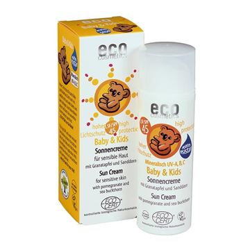 Picture of Baby Sonnencreme LSF 45, Eco cosmetics, 50ml