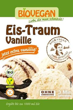 Picture of Eis-Traum Vanille, Biovegan, 77g