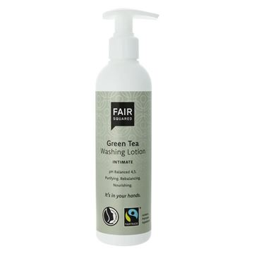 Picture of Intimate Washing Lotion Green Tea, Fair Squared, 250ml